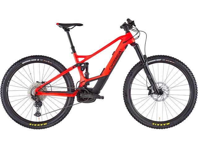 ORBEA Wild FS H25, red/black
